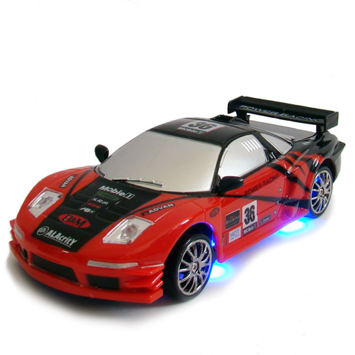Машина Дрифт 1:24 Honda NSX (18 см, не рабочая)
