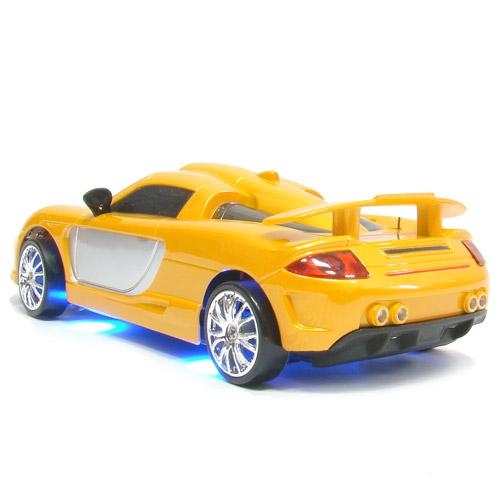 Радиоуправляемая Машинка для дрифтинга Porsche Carrera (1:24, 18 см) - Фото
