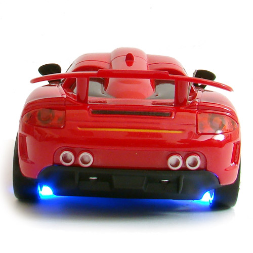 Радиоуправляемая Машинка для дрифтинга Porsche Carrera (1:24, 18 см) - Картинка