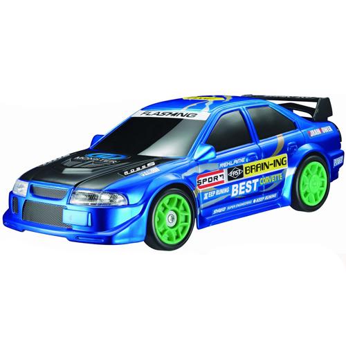 Радиоуправляемая Машина для Дрифта Mitsubishi Evo 4 от Auldey Race-Tin (1:24, 19 см)
