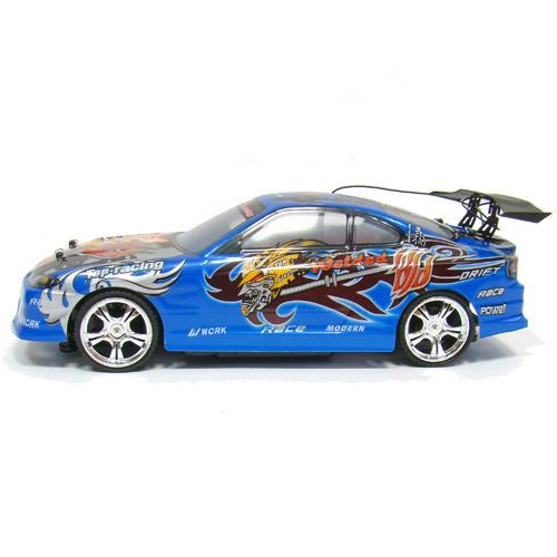 Радиоуправляемая Машина Дрифт Nissan Silvia (1:14, 30 см)