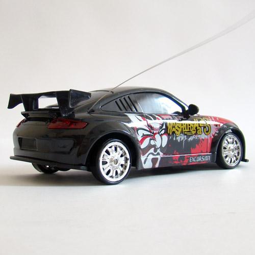 Машина Дрифт 1:18 Porsche 911 (23 см) - В интернет-магазине