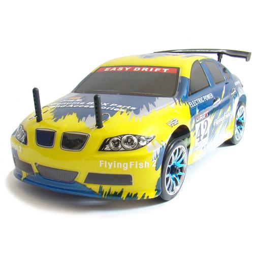 Профессиональная радиоуправляемая машина Дрифт BMW M3 (1:16, 30 см, 40 км/ч, 2.4 GHz)