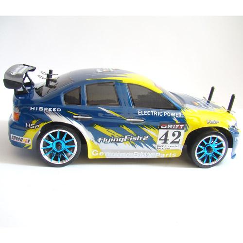 Профессиональная радиоуправляемая машина Дрифт 1:16 BMW M3 (30 см, 40 км/ч, 2.4 GHz) - Фото