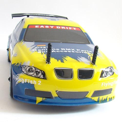 Профессиональная радиоуправляемая машина Дрифт 1:16 BMW M3 (30 см, 40 км/ч, 2.4 GHz) - Изображение