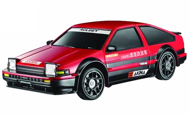 Радиоуправляемая Машина Дрифт 1:24 Auldey Toyota AE86 (20 см)