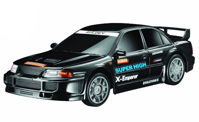 Радиоуправляемая Машинка Дрифт Auldey Race-Tin (1:24, 20 см)