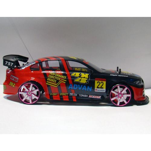 Радиоуправляемая Машина Дрифт 1:10 BMW M3 (40 см) - Картинка
