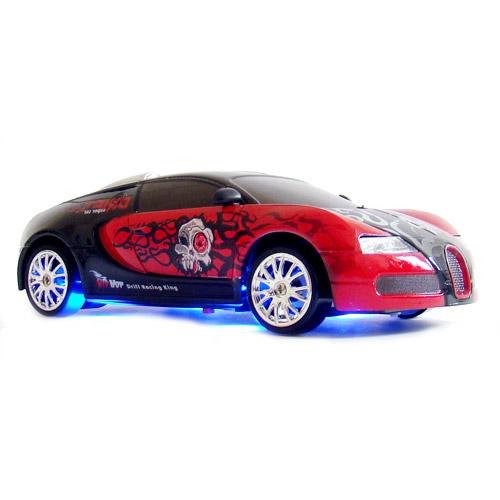Радиоуправляемая Машинку для Дрифта Bugatti Veyron (1:24, 18 см) - В интернет-магазине