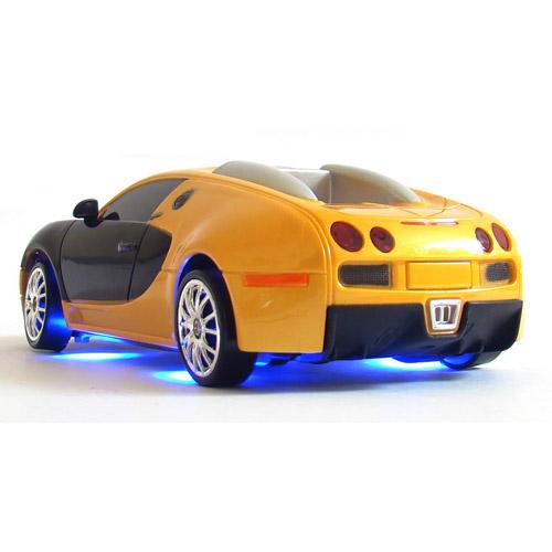 Радиоуправляемая Машинку для Дрифта Bugatti Veyron (1:24, 18 см) - Картинка