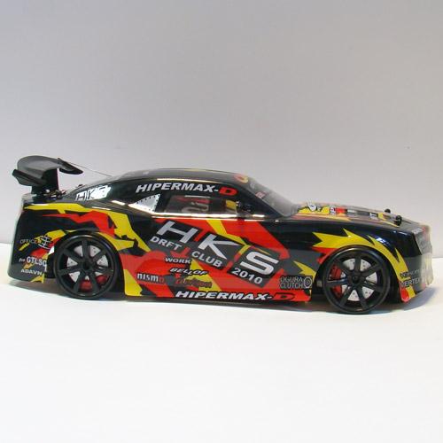 Машина Дрифт 1:14 Chevrolet Camaro (30 см) - В интернет-магазине