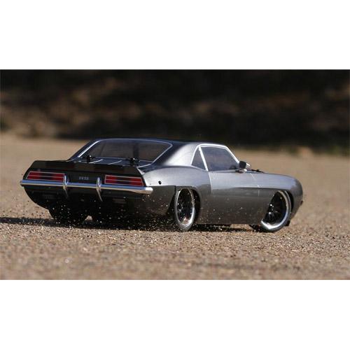 Машина Дрифт 1:10 Chevrolet Camaro 1969 (40 см, 60 км/ч) - Картинка