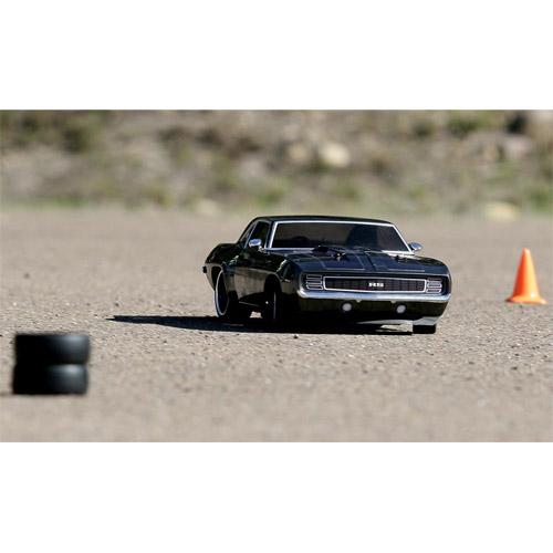 Машина Дрифт 1:10 Chevrolet Camaro 1969 (40 см, 60 км/ч) - Изображение