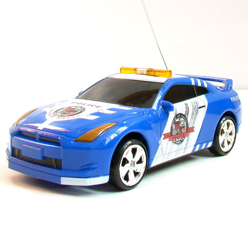 Машина Дрифт 1:24 Nissan Police GT-R R35 (15 см)