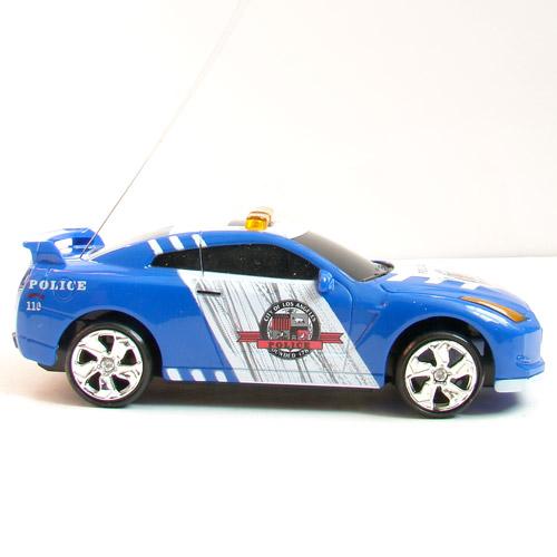 Машина Дрифт 1:24 Nissan Police GT-R R35 (15 см) - В интернет-магазине