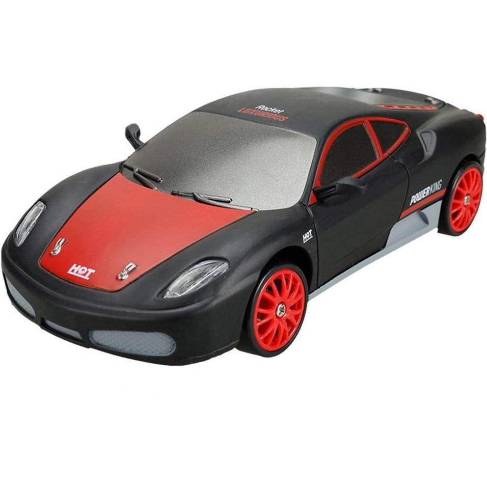 Радиоуправляемая Машинка для Дрифта Ferrari F430 (2.4 GHz, 1:24, 19 см)