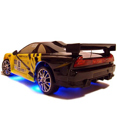 Радиоуправляемая машинка для дрифта Honda NSX (1:24, 18 см) - Фотография