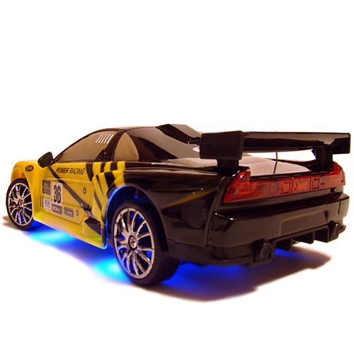 Машина Дрифт 1:24 Honda NSX (18 см, не рабочая) - Фото