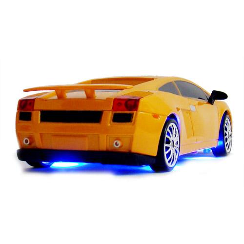 Радиоуправляемая машинка для дрифта Lamborghini (1:24, 19 см) - Фотография