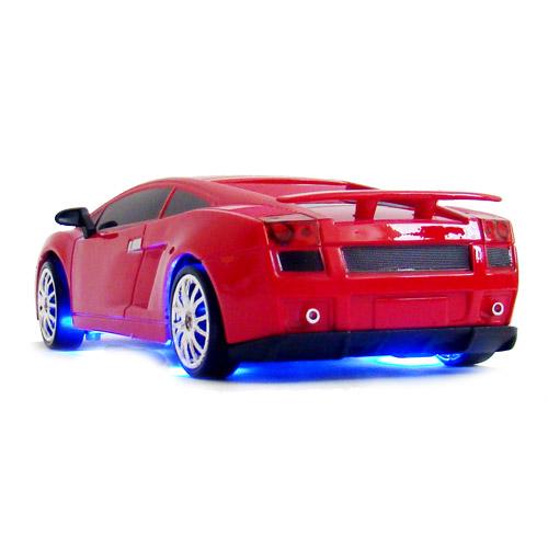 Радиоуправляемая машинка для дрифта Lamborghini (1:24, 19 см) - Картинка