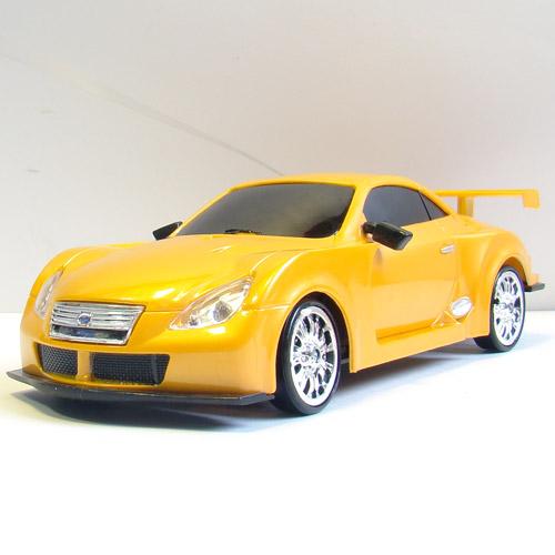 Оранжевый Радиоуправляемая Машина для Дрифта Nissan 350Z (1:18, 23 см)