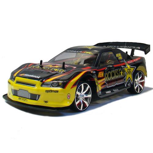 Радиоуправляемая Машина Дрифт 1:10 Nissan Skyline (40 см.)
