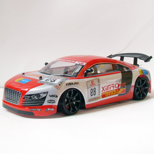 Машина Дрифт 1:14 Audi R8 (30 см) - Фотография