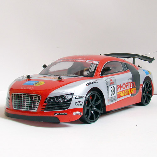 Машина Дрифт 1:14 Audi R8 (30 см)