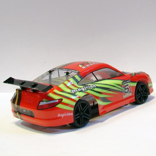 Машина Дрифт 1:18 Magician Porsche 911 (23 см) - В интернет-магазине