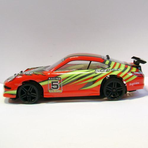 Машина Дрифт 1:18 Magician Porsche 911 (23 см) - Картинка