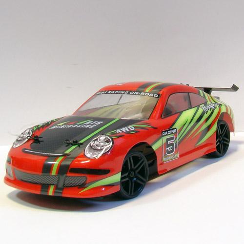 Машина Дрифт 1:18 Magician Porsche 911 (23 см)