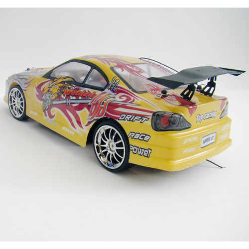 Радиоуправляемая Машина Дрифт Nissan Silvia (1:14, 30 см) - В интернет-магазине