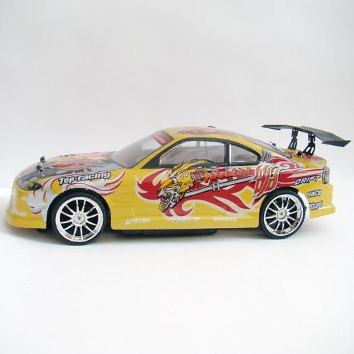 Радиоуправляемая Машина Дрифт Nissan Silvia (1:14, 30 см) - Фотография