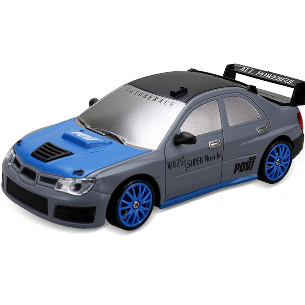 Радиоуправляемая Машинка для Дрифта Subaru Impreza (2.4 GHz, 1:24, 19 см)