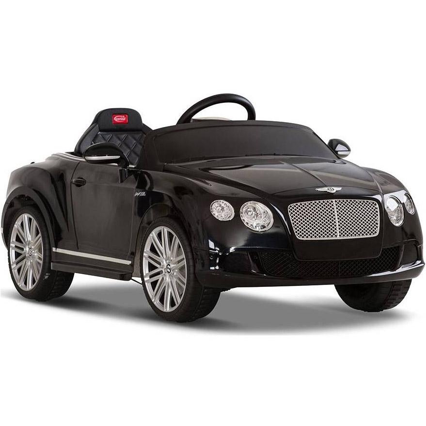 Детский Электромобиль Bentley Continental GTC (1 место, до 40 кг, 120 см)