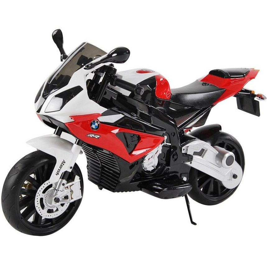 Детский Электромотоцикл BMW S1000RR (1 место, до 25 кг, 110 см)