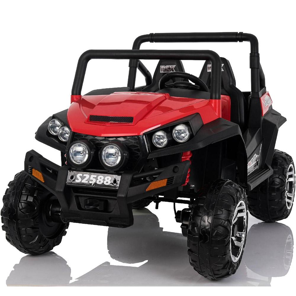 Детский электромобиль Багги S2588 (4x4, 2 места, до 45 кг, 135 см)