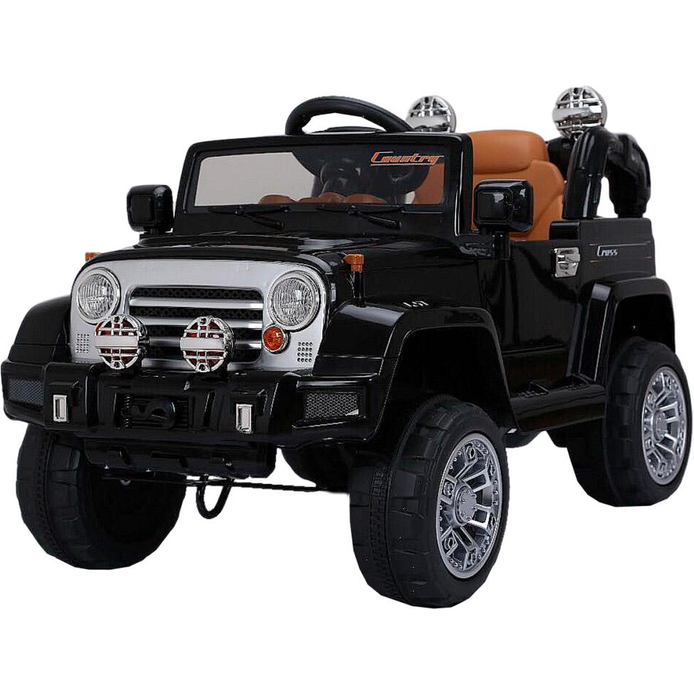 Детский Электромобиль Jeep (1 место, до 40 кг, 110 см)