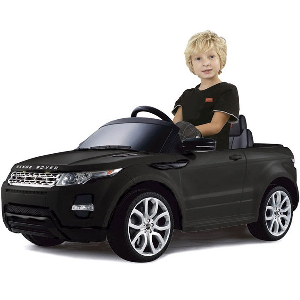 Детский Электромобиль Range Rover Evoque (1 место, до 40 кг, 120 см)