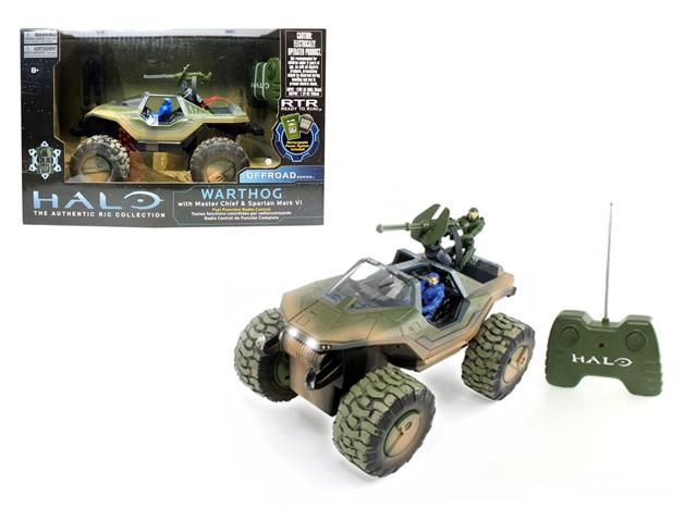Военная машина HALO Warthog - В интернет-магазине