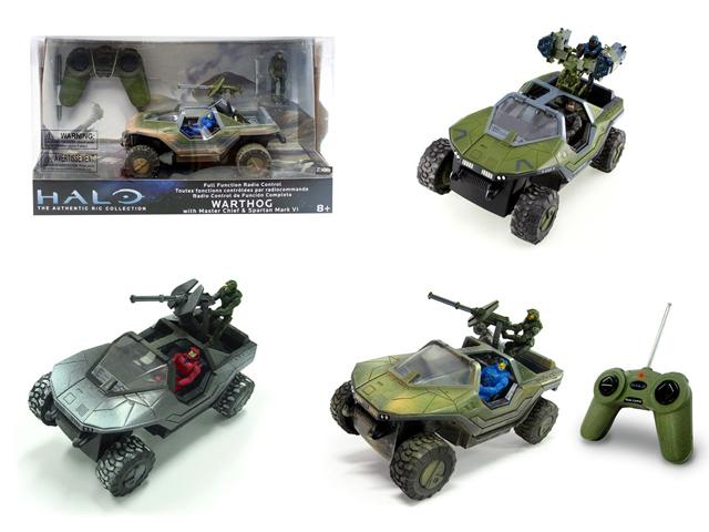 Радиоуправляемая Военная машинка HALO Warthog