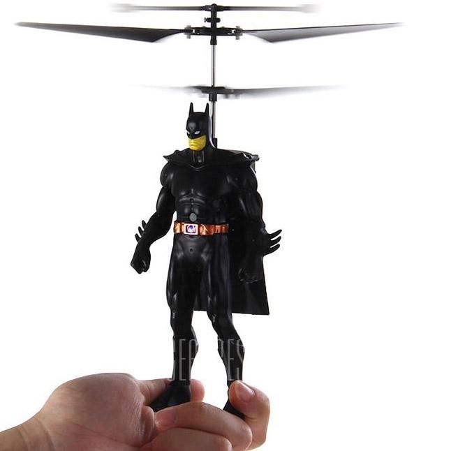 Летающий Batman (20 cм, управление от руки) - В интернет-магазине
