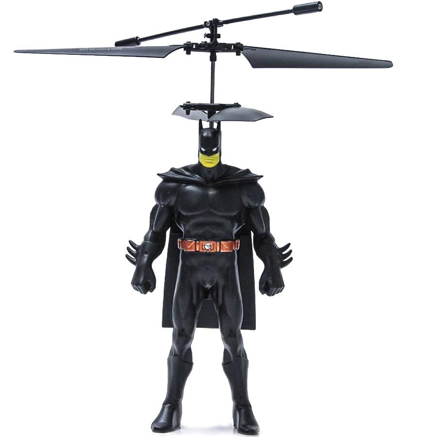 Летающий Batman (20 cм, управление от руки)
