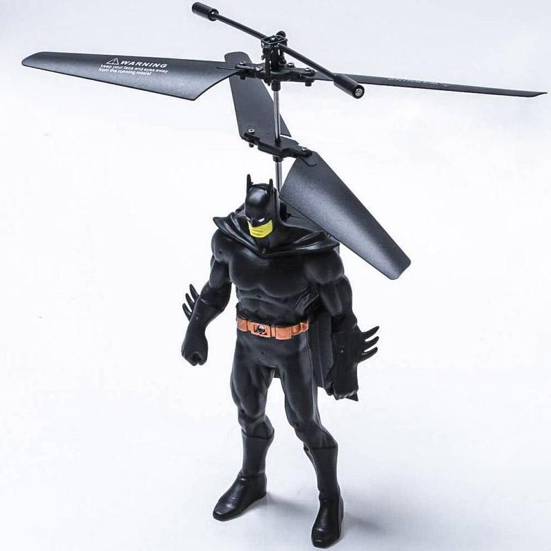 Летающий Batman (20 cм, управление от руки) - Фотография