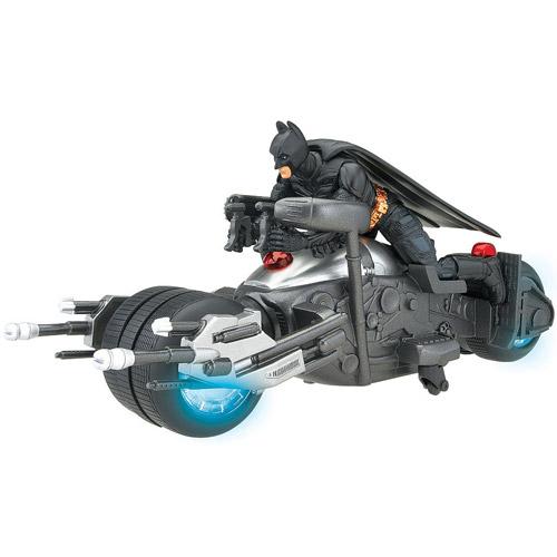 Радиоуправляемый Batpod (Мотоцикл Batman)
