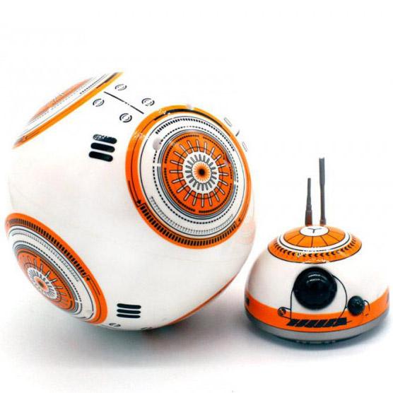 Радиоуправляемый BB-8 (2.4Ghz, 15 см.) - В интернет-магазине