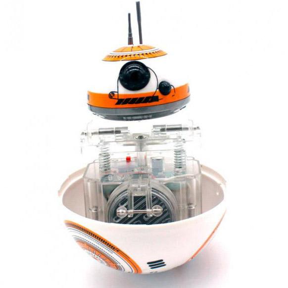Радиоуправляемый BB-8 (2.4Ghz, 15 см.) - Фото