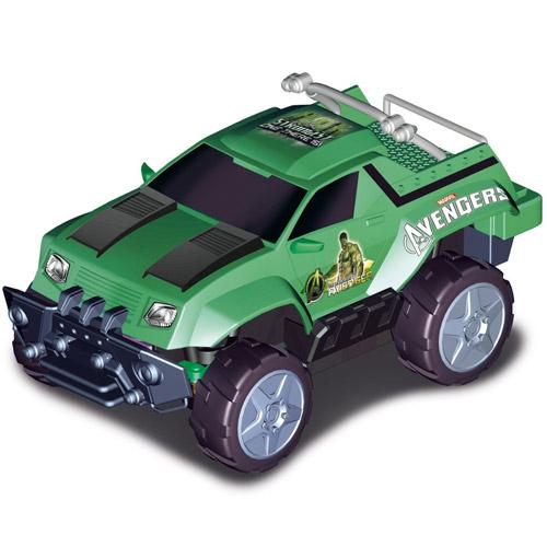 Машина 1:24 Халк