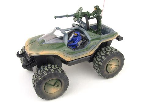 Военная машина HALO Warthog