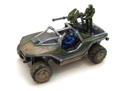 Военная машинка HALO Warthog